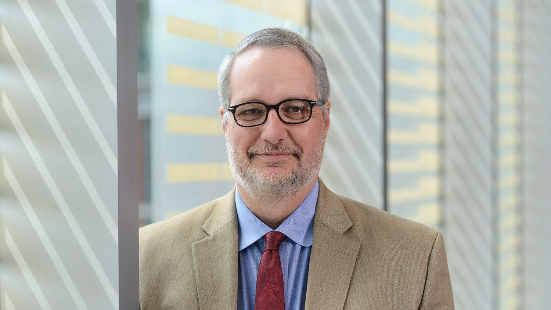 NC State Provost Warwick Arden