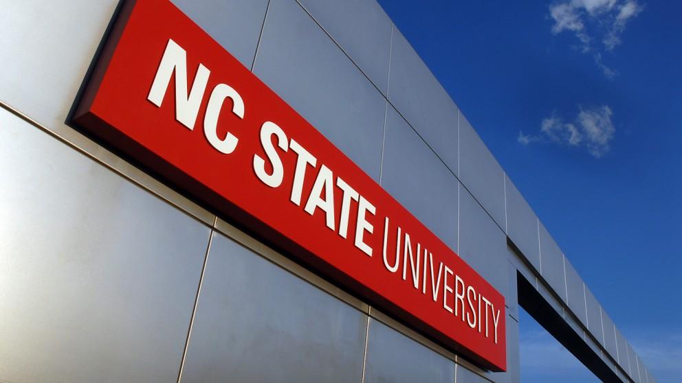 NC State University gateway