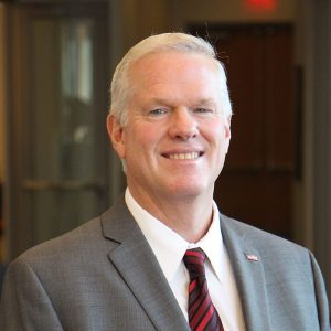 Mike Mullen, Vice Chancellor and Dean, Division of Academic and Student Affairs