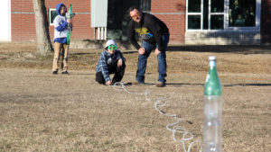 Science Olympiad Bottle Rocket Experiment