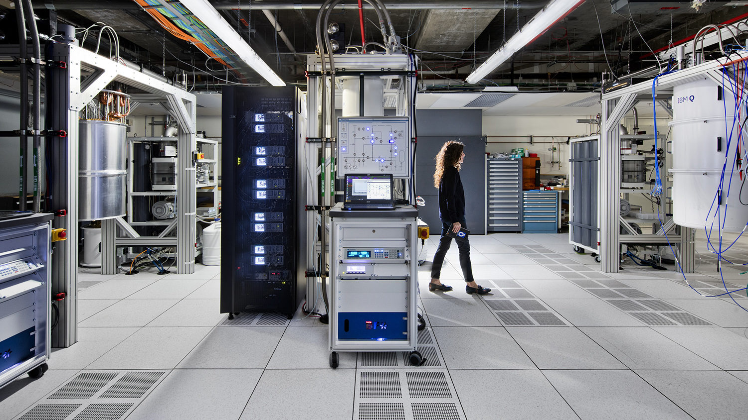 IMB Q Network quantum computing facility