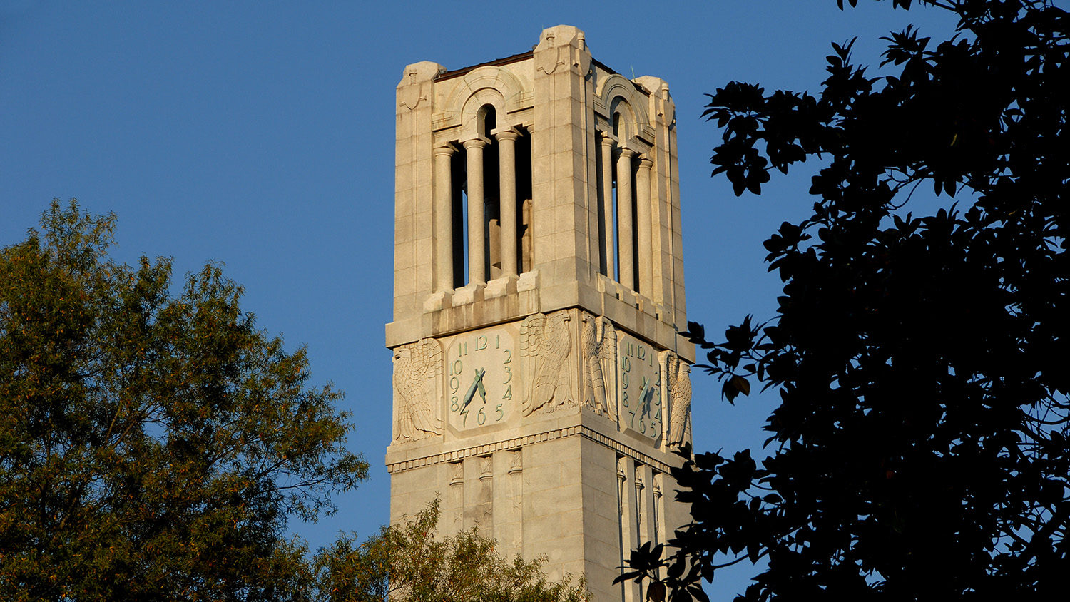 Memorial Belltower