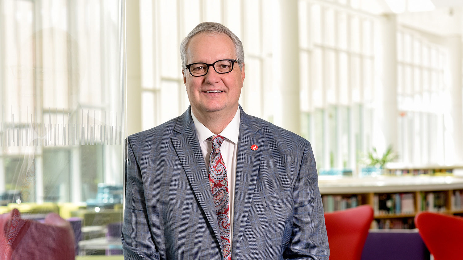 Executive Vice Chancellor and Provost Warwick Arden
