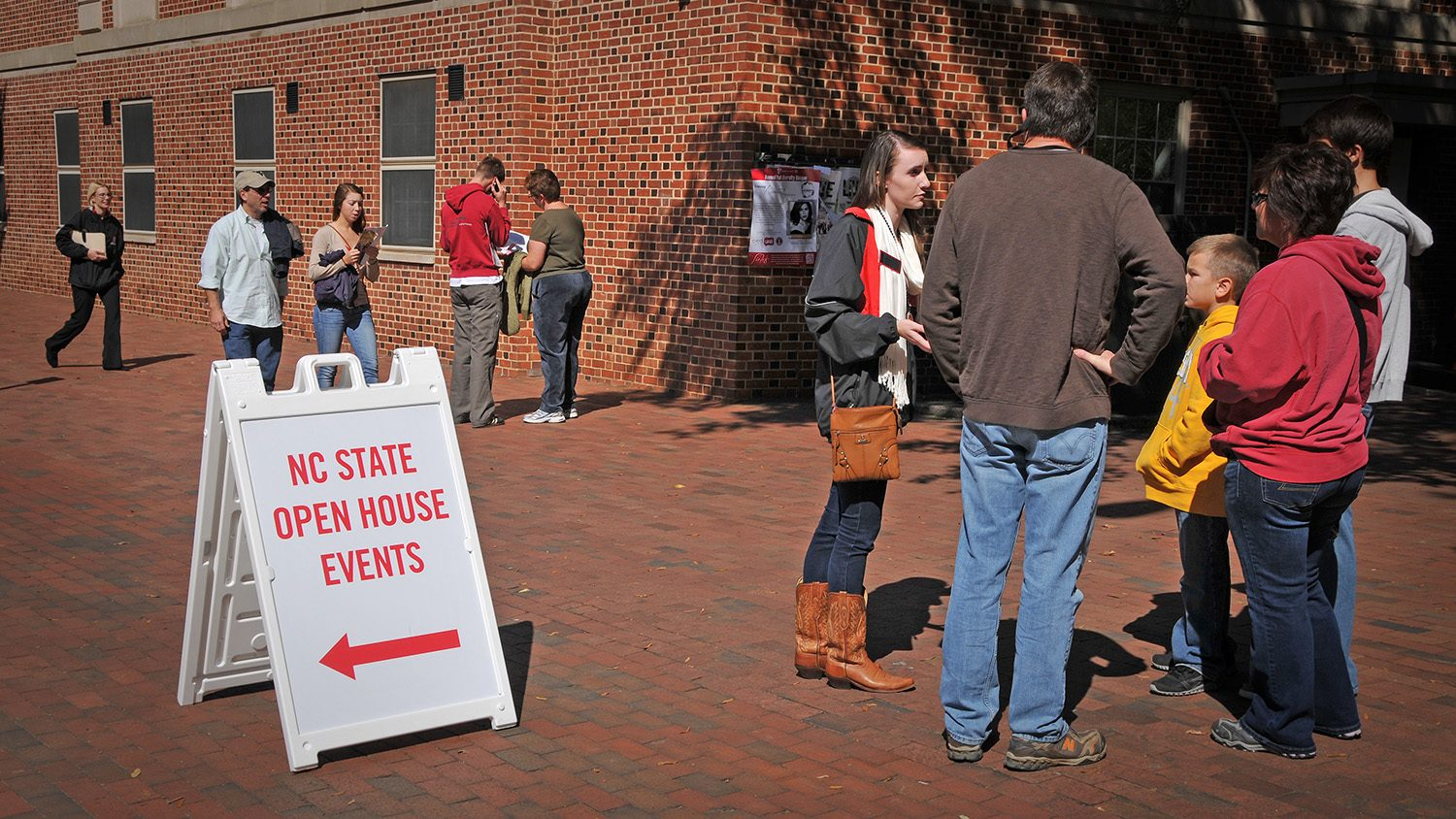 NC State Open House