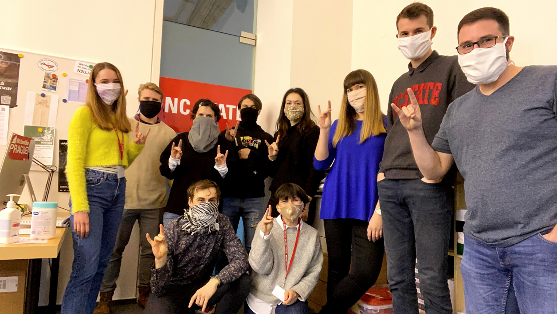 NC State Prague Staff