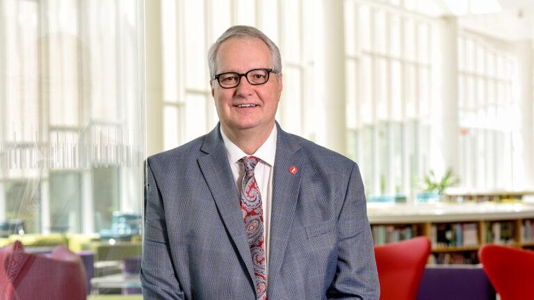 Provost Warwick Arden